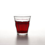 bar alkoholu szklany czerwone wino Zdjęcie Stock