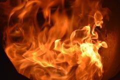 Flames or fire. Bar-b-q behaviour black blazing balefire broil burn campfire close closeup cooking danger dangerous Royalty Free Stock Photo