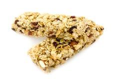 Bar caoutchouteux de granola image stock