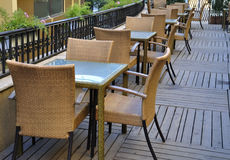 Bar ,Chair and Table ,Restaurants. Chair and Table in Bar,Tianjin,China Stock Photography