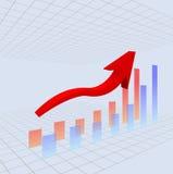 Bar Chart Stock Photography