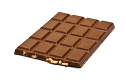 Bar of chocolate Stock Image