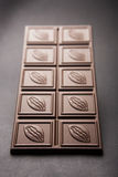 Bar of chocolate Royalty Free Stock Photography