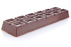 Bar of chocolate Stock Photography