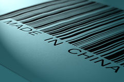 Bar code. Stock Images