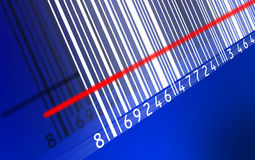 Bar code Stock Photography