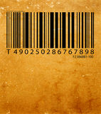 Bar code Royalty Free Stock Photography