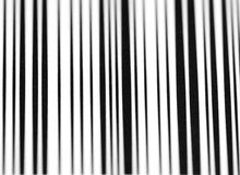 Bar Code Bars Stock Photo