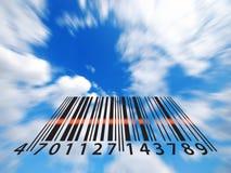 Bar code illustration Stock Images
