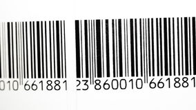 Bar Code Royalty Free Stock Photos
