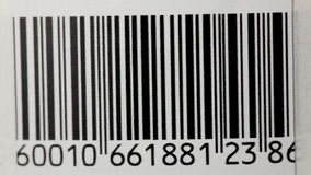 Bar Code Royalty Free Stock Photo