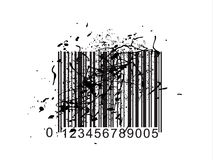 Bar Code Series 12 Royalty Free Stock Image