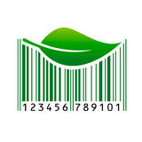 Bar code. Vector illustration. Eps 10 Royalty Free Stock Photo