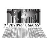 Bar Code World Royalty Free Stock Photos