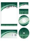 Bar coded company Royalty Free Stock Photo