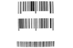 Bar codes Stock Photo