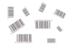 Bar codes Royalty Free Stock Image