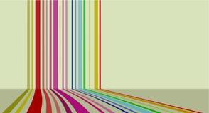 Bar color code wallpaper Royalty Free Stock Image