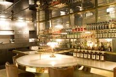 Bar counter Stock Photography