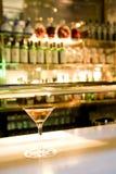 Bar counter Stock Image