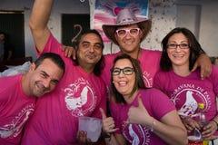 Bar crew Royalty Free Stock Photography