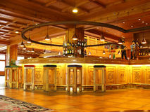 Bar d'intérieur Photo libre de droits