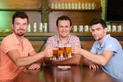 Bar da cerveja Imagens de Stock Royalty Free