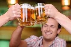 Bar da cerveja Foto de Stock Royalty Free