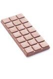 Bar of dark chocolate Royalty Free Stock Photo