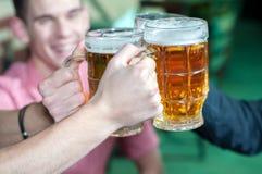 Bar de bière Images stock