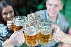 Bar de bière Photos libres de droits