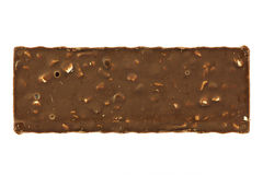 Bar de chocolat photos libres de droits