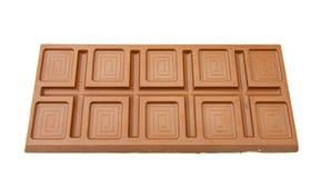 Bar de chocolat belge fin Photographie stock libre de droits