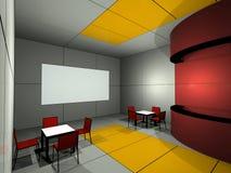 Bar de cinéma illustration de vecteur