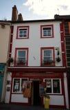 Bar de John Cleere dans Kilkenny du centre, Irlande Photographie stock