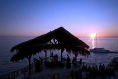 Bar de la Jamaïque, Negril Photographie stock libre de droits
