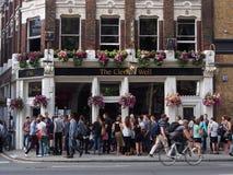 Bar de Londres photos stock