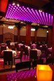 Bar de luxe à Buenos Aires Photos stock