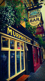 Bar de Murphys, Killarney Photographie stock libre de droits