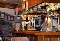Bar de Pub Photographie stock