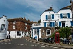 Bar de Rye Le Sussex est l'Angleterre images libres de droits