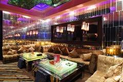Bar de salon Photo stock