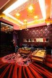 Bar de salon Photographie stock libre de droits