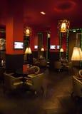 Bar de soirée Image libre de droits