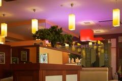 Bar de sushi Photos stock