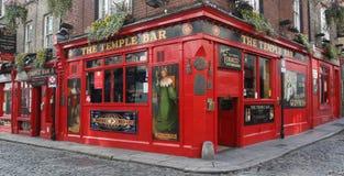 Bar de temple Images libres de droits