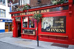 Bar de temple Photo libre de droits