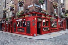 Bar de temple Photo stock