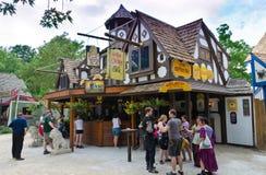 Bar de ville Image stock