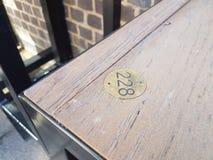 Bar dinant 228 Photos libres de droits